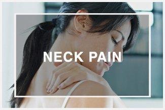 Neck Pain Symptom Box