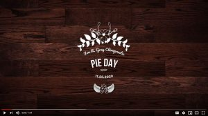 Pie Day Fun at Jon R. Gray Chiropractic Center in Boise ID